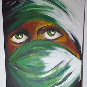 Die grünen Augen